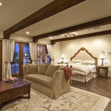 Mediterranean Bedroom by Carson Poetzl, Inc.