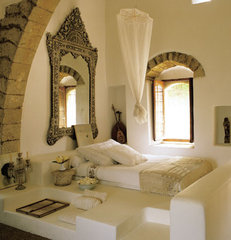 mediterranean bedroom arabic house