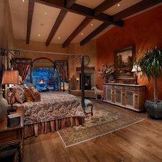 Mediterranean Bedroom by Interior Expressions Design Showroom