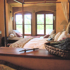 Mediterranean Bedroom Mediterranean Bedroom