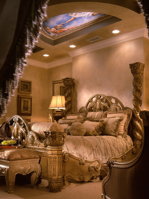 Mediterranean Miami Bedroom Design Ideas, Remodels ...