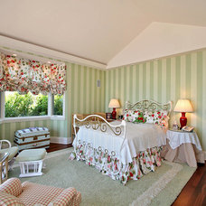 Traditional Bedroom by Architect Mark D. Lyon, Inc.
