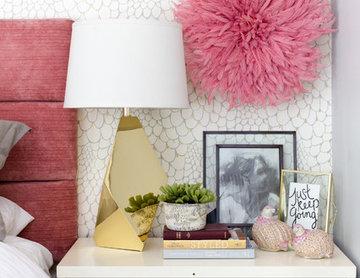 Meg's Bedroom Redesign