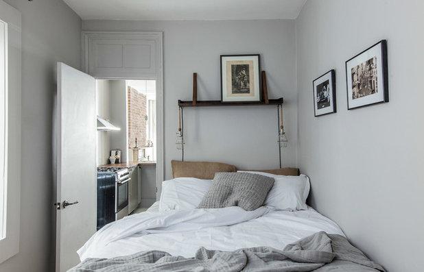 エクレクティック 寝室 by The New Design Project