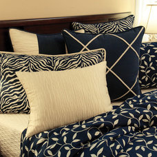 Contemporary Duvet Covers by K&R Bedspreads