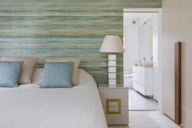 Contemporary Bedroom By Penman Interiors