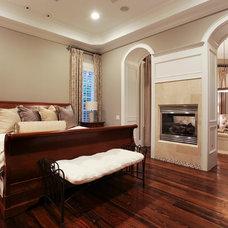 Traditional Bedroom by Brickmoon Design