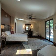 Mediterranean Bedroom by Clarum Homes