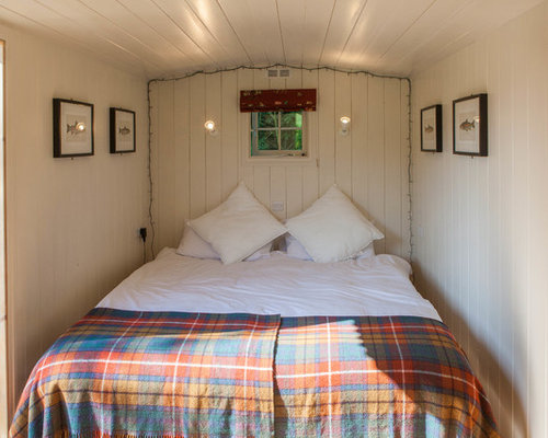 country bedroom photo in yorkshire and the humber
