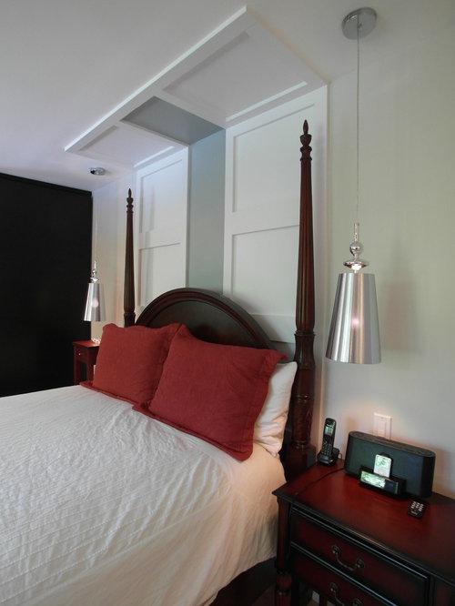 Split level bedroom design ideas renovations photos for Split level bedroom designs