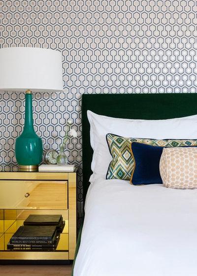 Contemporary Bedroom Mercer Island