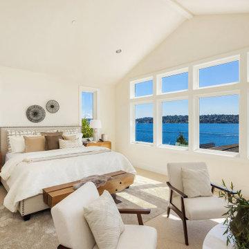 Mercer Island Waterfront Home