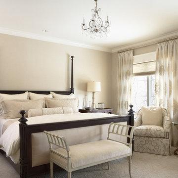 Merilane Avenue Residence 2 Master Bedroom