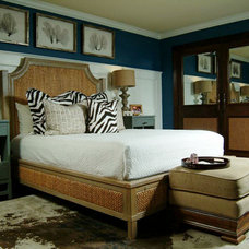 Beach Style Bedroom by Island Paint and Decorating