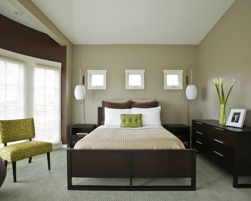 Dark Brown Bedroom Furniture Houzz
