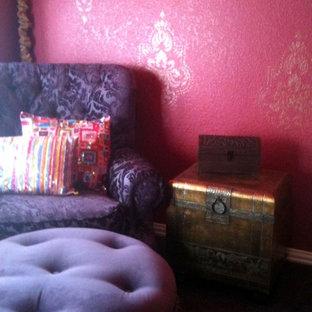 Stilmix Schlafzimmer in Dallas
