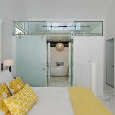 Contemporary Bedroom by Marmiro Stones, Inc