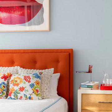 Miami Beach Highrise- Guest Room
