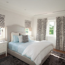 Contemporary Bedroom by Bart Reines Construction
