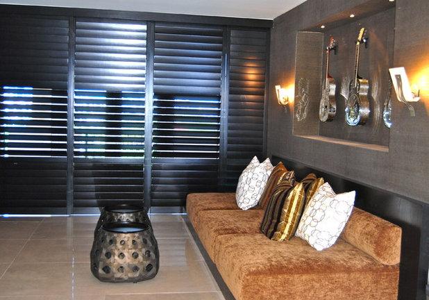 Contemporary Bedroom By Pepe Calderin Design  Modern Interior Design