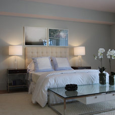 Contemporary Bedroom by Jorge Rosso Architecture/Interiors