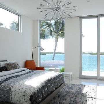 Miami Beach Waterfront Mansion