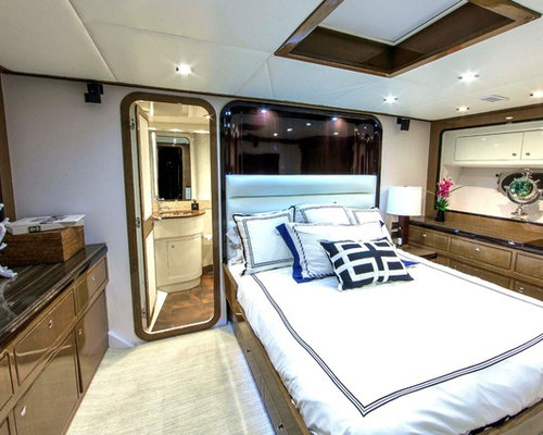 SaveEmail Miami Contemporary Interior 80 Baia Yacht