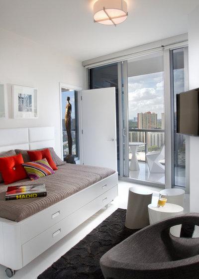 6 idee salvaspazio per mini camere da letto - Mini camere da letto ...