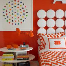 Modern Bedroom by Anthony Baratta LLC