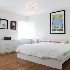 Contemporary Bedroom by Burk Investments