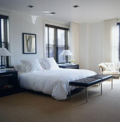 Contemporary Bedroom by Glenn Gissler Design