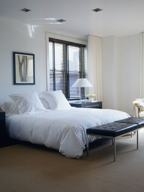 bedroom curtain ideas with blinds 2