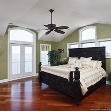 Traditional Bedroom by Michael Pagnotta Architects pc