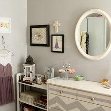Eclectic Bedroom by Michaela Noelle Designs