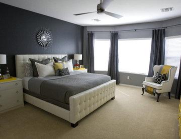 Michelle's Master Bedroom.