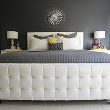 Eclectic Bedroom by Michelle Hinckley
