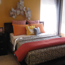 Modern Bedroom by Michelle Salz-Smith, ASID, CID @ Studio Surface