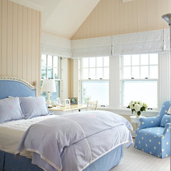 traditional bedroom by Tom Stringer Design Partners