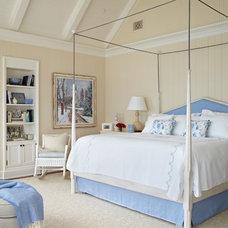 Traditional Bedroom by Tom Stringer Design Partners