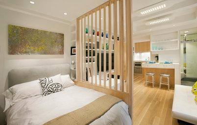 10 séparations pour organiser les petits espaces