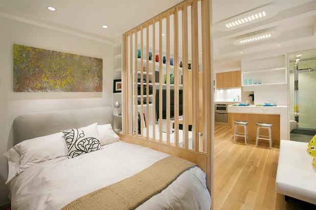Scandinavian Bedroom by Allen+Killcoyne Architects