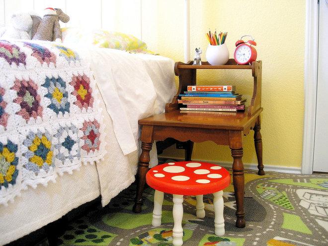 Eclectic Bedroom by Agnes Blum