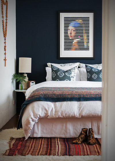 Eclectic Bedroom by sojojo