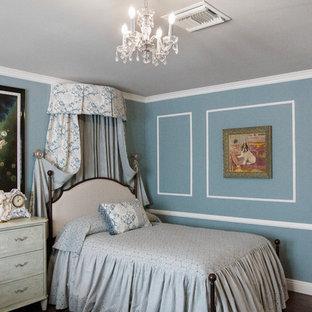 Bedroom - 1950s bedroom idea in Las Vegas