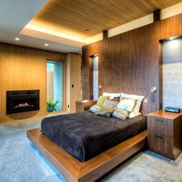 Mid-century Minimalism - Home Remodel