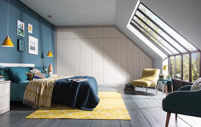 Fräscha upp sovrummet på liten eller stor budget