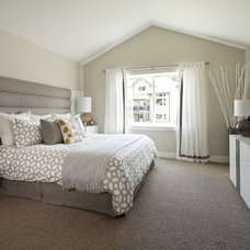 Transitional Bedroom by i3 design group