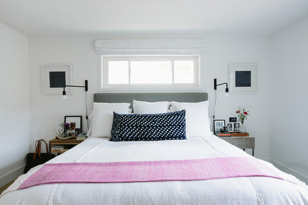 Houzz Tour New Love And A Fresh Start In A Midcentury