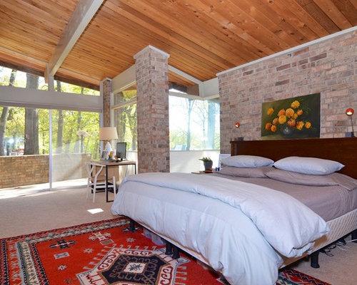Split level bedroom ideas