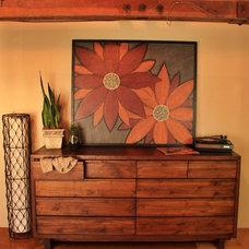 Midcentury Bedroom by Teak Me Home